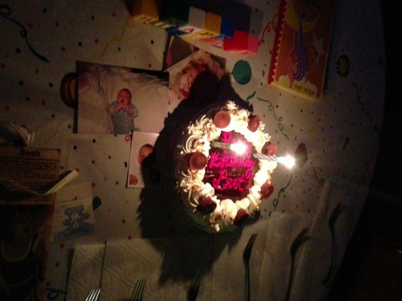 PB cake