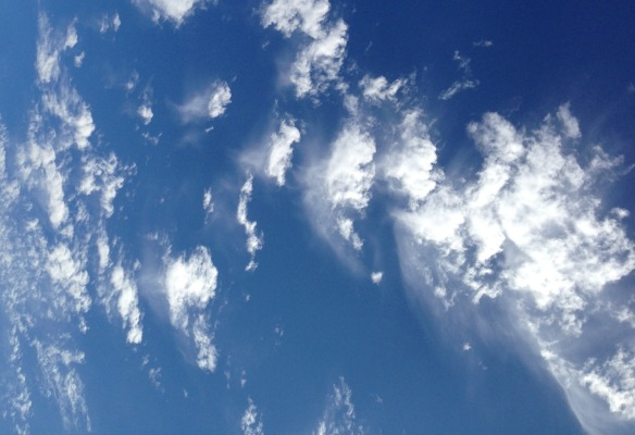 wednesday sky