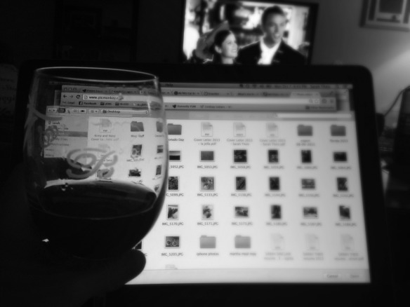 wine & blogging