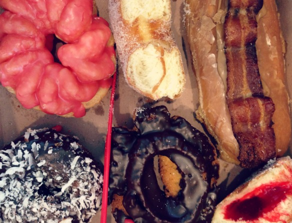 donuts valentine