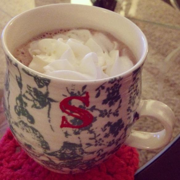 hot cocoa night