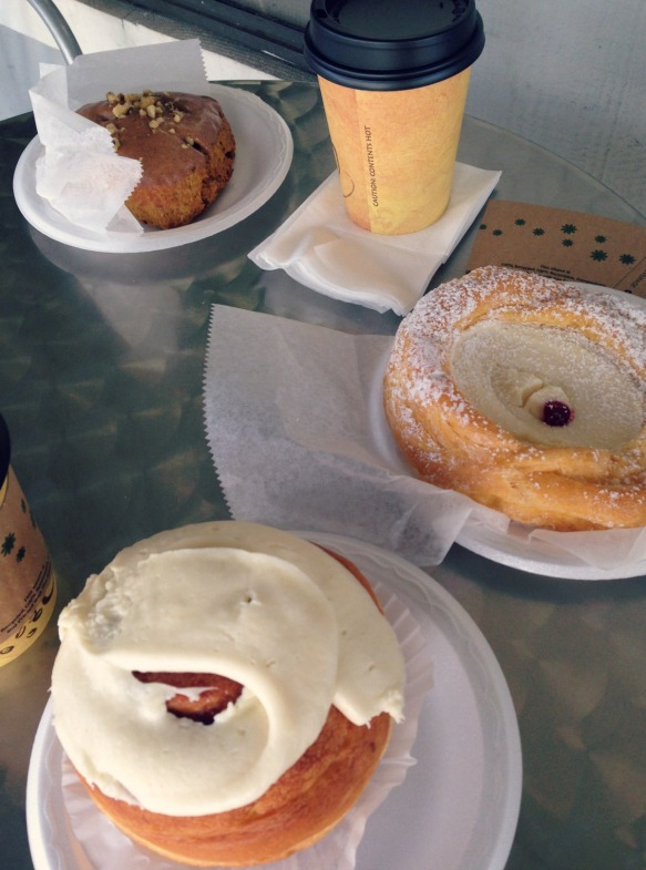 pastry break