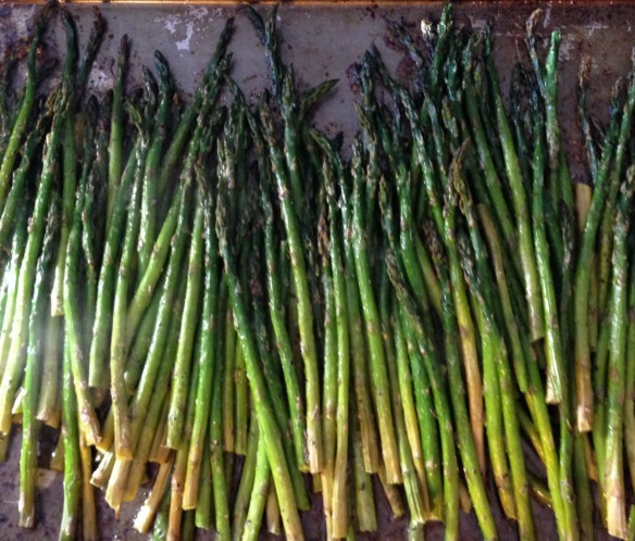 thanksgiving asparagus